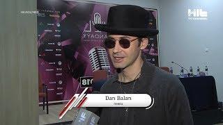 Dan Balan в Казахстане.