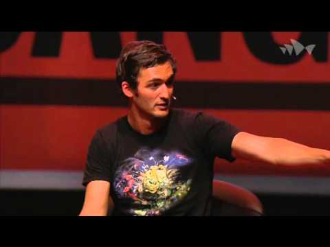 Ideas at the House: Jason Silva - We Are The Gods Now (Festival of Dangerous Ideas)