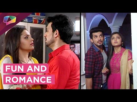 Raghav-Naina share a romantic and fun moment | Pardes | Star Plus thumbnail