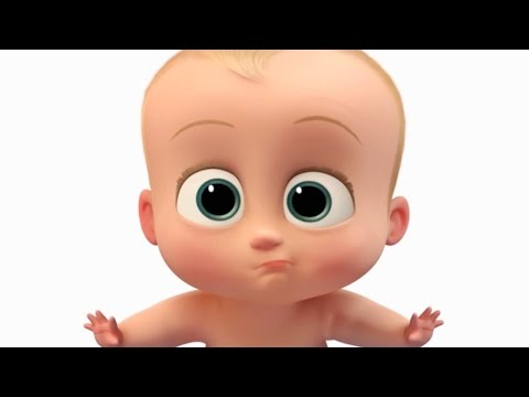 The Boss Baby SUPERCUT | all trailers and...