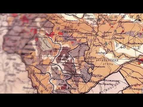 Нет никаких 7 районов вокруг Нагорного Карабаха. Арцах это территория до Куры