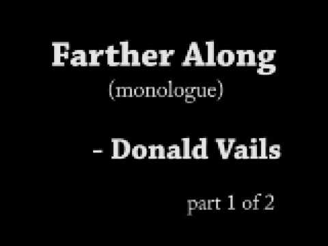 Farther Along - Donald Vails