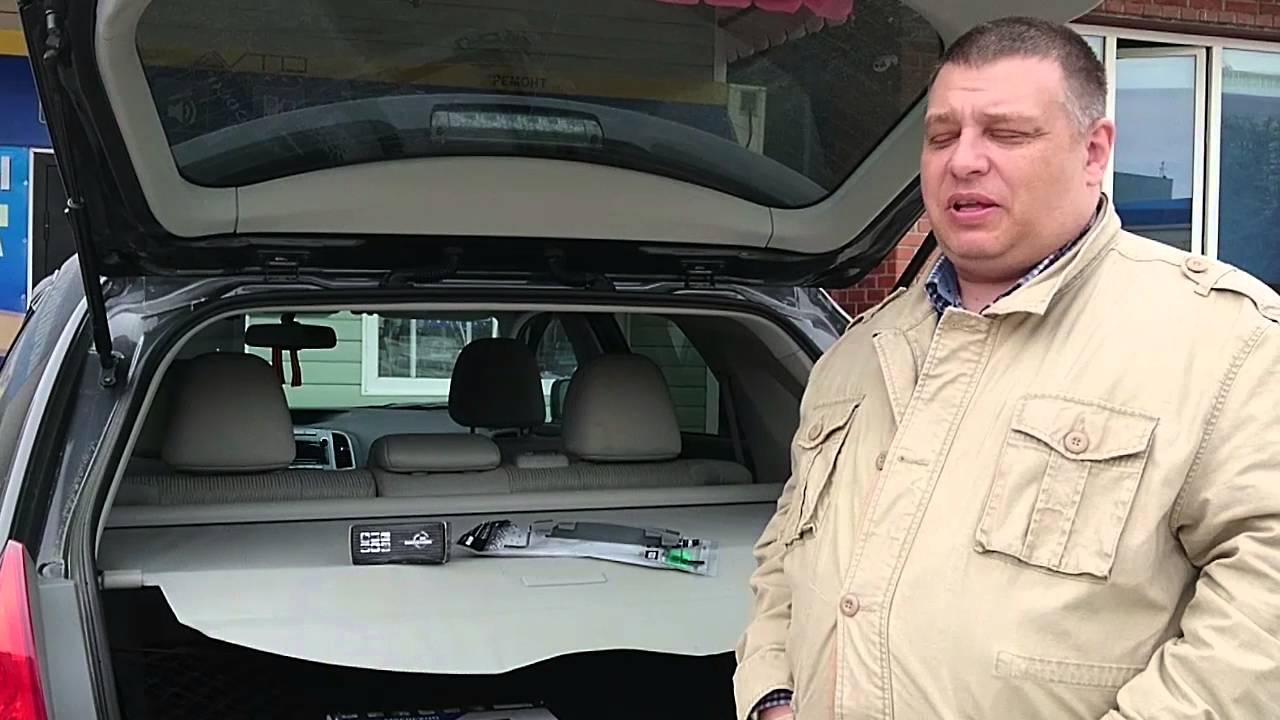 Видеоотзыв клиента: Всеволод Востриков Toyota Venza