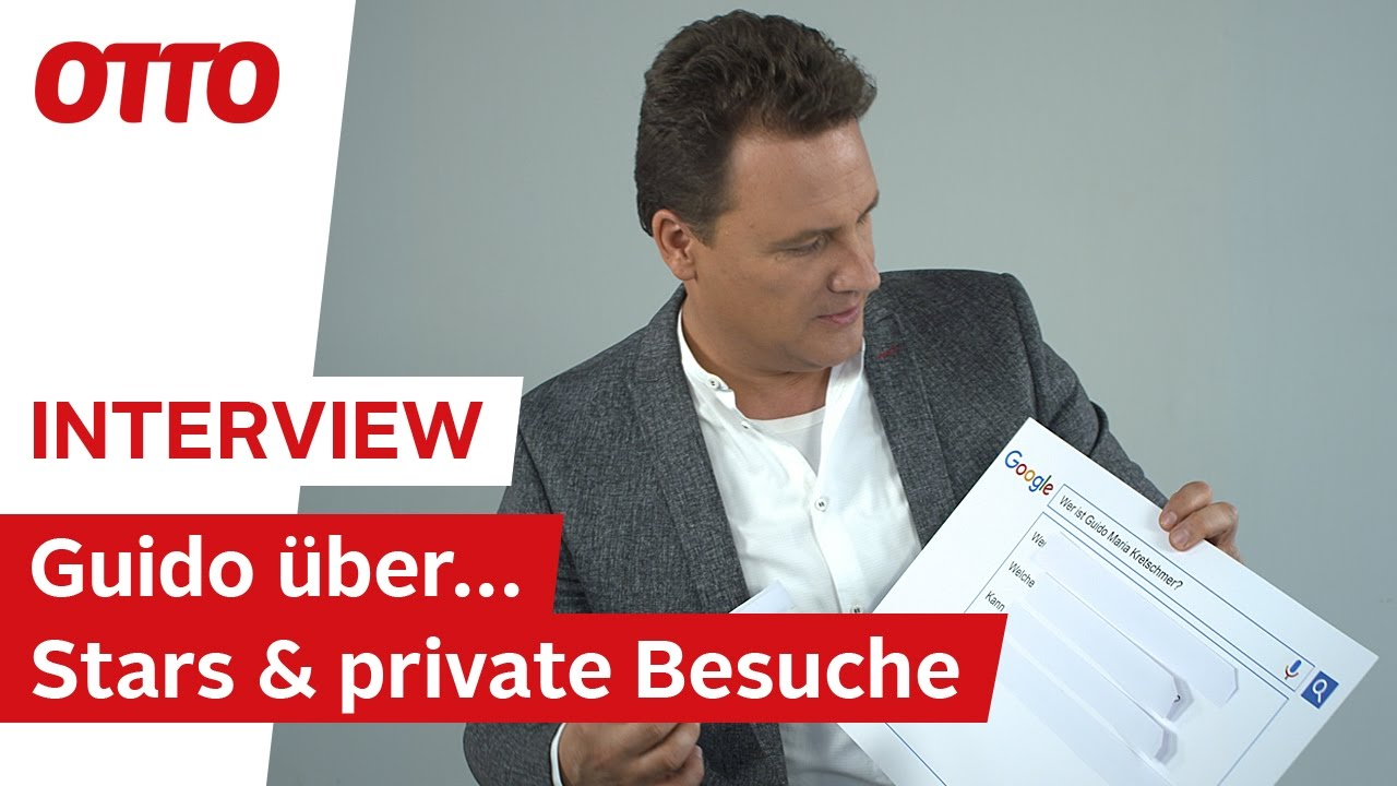 Interview Guido Maria Kretschmer überstars Private Besuche