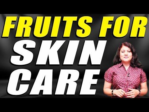 FRUITS FOR SKIN CARE II खूबसूरत त्वचा के लिए कीजिये फलों का प्रयोग II BY JYOTSHNA SINGH II