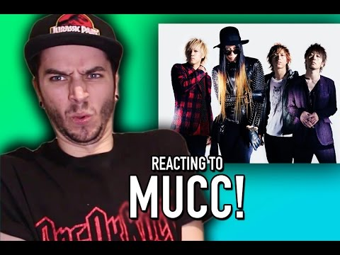 REACTING TO MUCC!