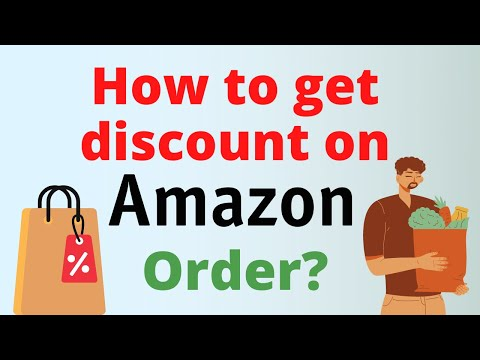 Trick To Get Discount On Amazon Shopping | How To Get Discount On Amazon Order? | Amazon India Trick