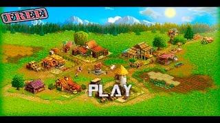 Браузерная online ферма My Little Farmies смотреть видео обзор игровой фермы