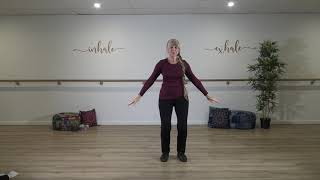 30 Min Tai Chi -  Family Workout to Get Moving at Soulful Fitness