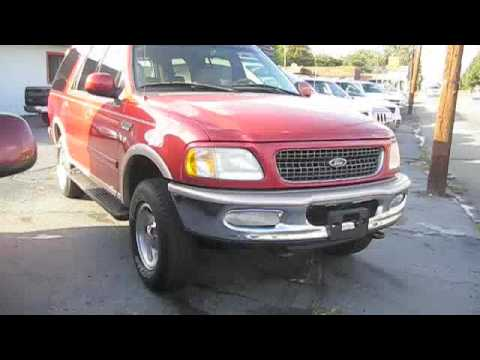 2001 Ford Expedition Eddie Bauer >> 1998 Ford Expedition Eddie Bauer Start Up, and Full Tour - YouTube