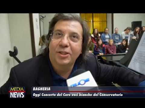 Bagheria, concerto del coro di voci bianche del conservatorio Bellini