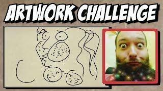 ARTIST JOE | Artwork Challenge