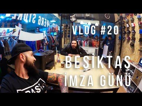 Beşiktaş İmza Günü - VLOG #20