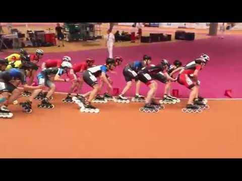 Rolling Apple Skate Club / Inline Speedskating