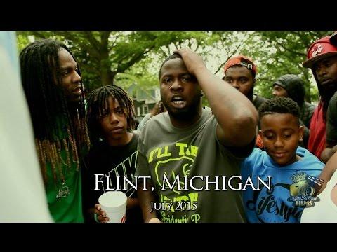 Hood Cypher These Rappers Got BARS!! (Flint Michigan)