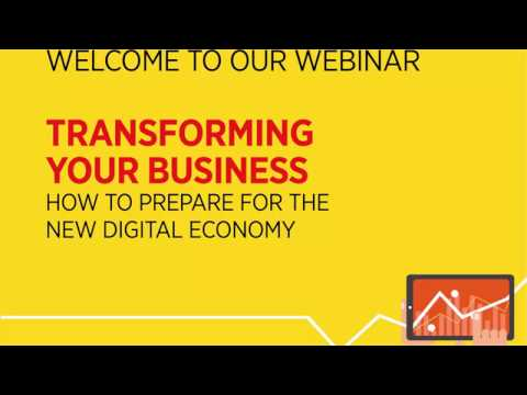 Realise your potential: The 7Cs of digital marketing - a Virgin Media Business Webinar