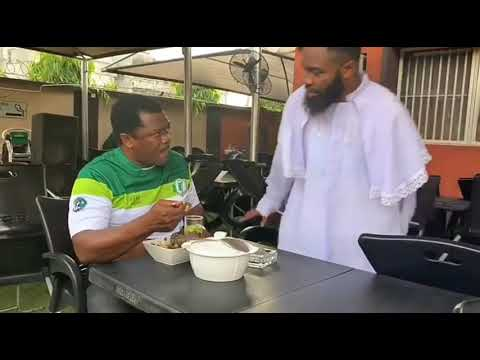 Download Kevinikeduba and woli arole  comedy skit (Na by force to listen) laughs, laughs