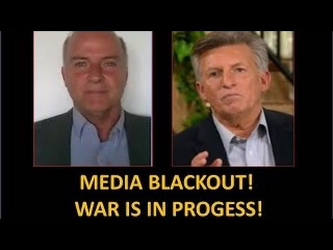 Dr. Jim Willie Says Media Blackout! War Is In Progress! Economic Reset!