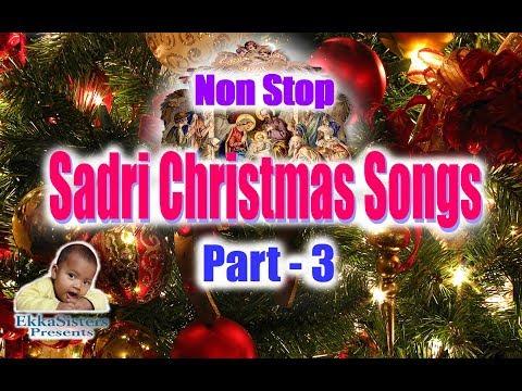 Sadri Christmas Songs Nonstop Part 3