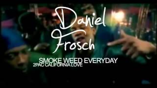 2PAC - California Love (Daniel Frosch Remix)