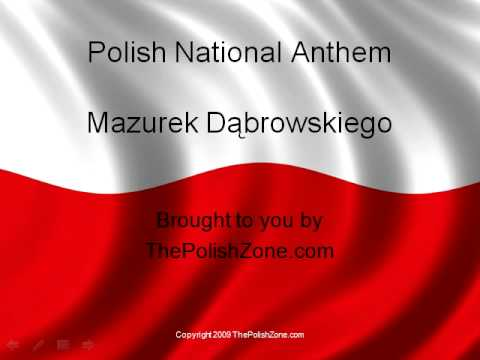 Polish National Anthem