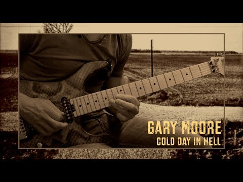 Cold Day In Hell - Gary Moore (Guitar Solo Cover)