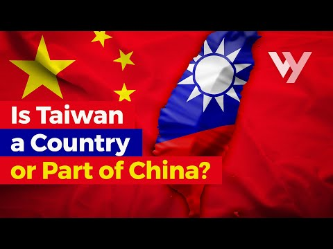 Is Taiwan a country... or part of China?
