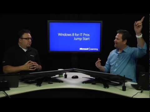 Windows 8-Tips & Tricks for IT Professionals