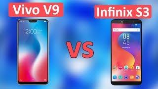 Vivo V9 vs infinix Hot S3 | My Honest Review and Opinion