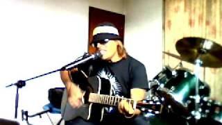 """HAR KISI KO NAHIN MILTA """" Jaanbaaz """" ON MY GUITAR ( with chords).wmv"""