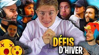 DERNIER DÉFIS D'HIVER FORTNITE !!! ON VA AVOIR LES RÉSULTATS FINAUX !?