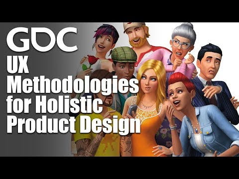 UX Methodologies for Holistic Product Design