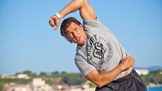 Дмитрий Яшанькин - Тренируйся всегда и везде.Португалия Пениши Баланс-тренинг