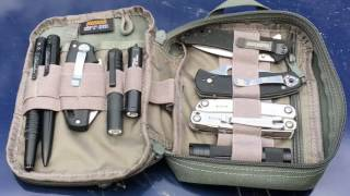 My Everyday Carry Back-Up System | Spyderco, Kershaw, Maxpedition, and More
