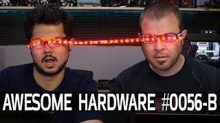 Awesome Hardware #0056-B: Skulltrail NUC, Paid Steam Mods, Weaponized Vacuums