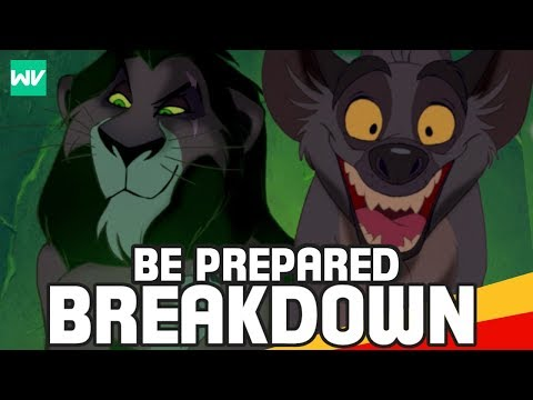 """""""Be Prepared"""" Analysis from The Lion King   Disney Music Breakdown"""