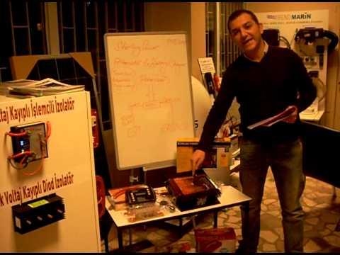 Sterling Power Alternator To Battery Charger Tanıtımı