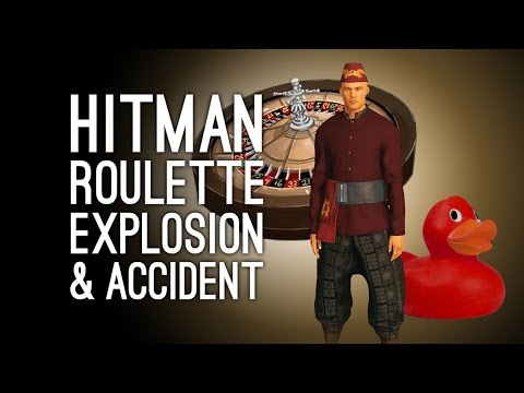 HITMAN ROULETTE! Hitman No Disguise Accident Explosion Challenge for Jane in Thailand (Ep. 2)