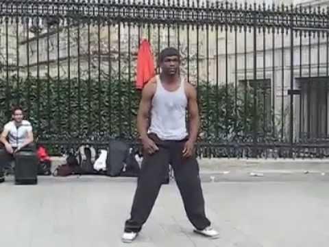 талант 2 Уличный танцор