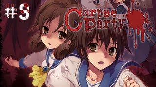 GOTTA GO POTTY! - Let's Cry - Corpse Party - 9