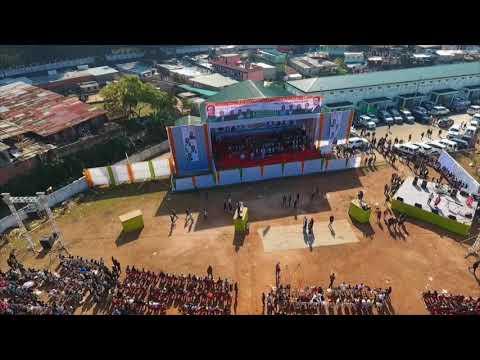 NPP public rally in Shillong