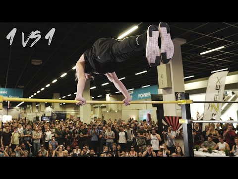 Pure Freestyle Calisthenics