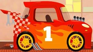 Doktor Mac Wheelie - Upgrade zum schnellen Rennauto! Autotuning | Cartoon für Kinder