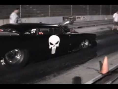 The Punisher 2000+ Hp Drag Car