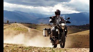 BMW 1200GS 4 day off-road motorbike ride in Transylvania