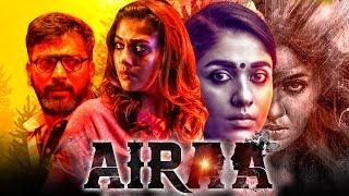 Airaa - Nayanthara Tamil Hindi Dubbed Full Movie | Kalaiyarasan, Yogi Babu