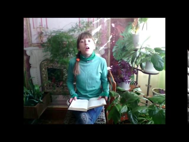 Изображение предпросмотра прочтения – АринаШтапурина читает произведение «Послушайте! (Послушайте! Ведь, если звезды зажигают…)» В.В.Маяковского