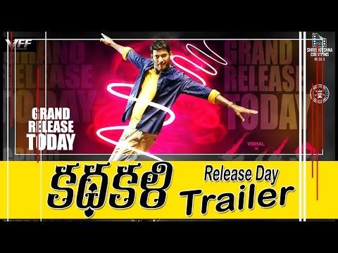 Kathakali Movie Release Day Trailer |...