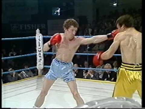 Terry Marsh vs Francesco Prezioso