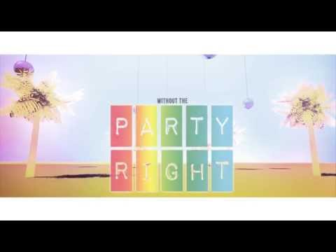 Lethal Bizzle Feat. Ruby Goe - Party RIght - Official Lyric Video